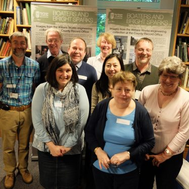 Willans Works Archives Event and Record Office Archive Accreditation
