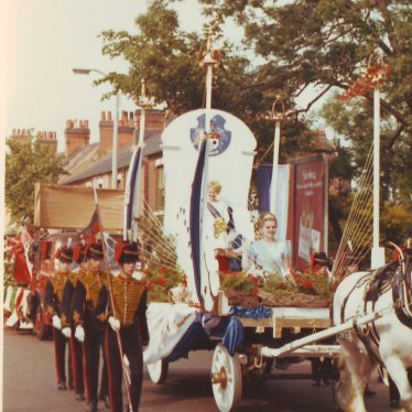 Pictures of Nuneaton Carnival 1966