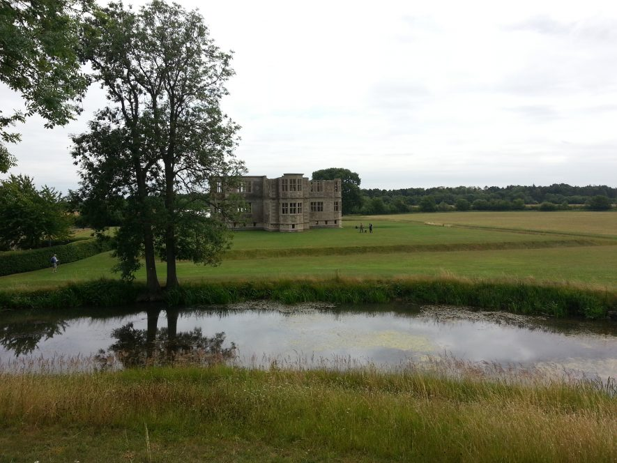 Lyveden New Bield. | Photo by Benjamin Earl