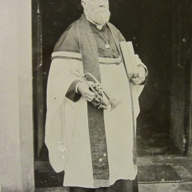 Archdeacon Colley of Stockton
