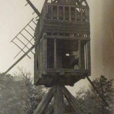 Baxterley Post Windmill