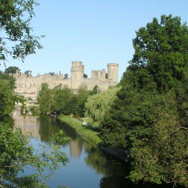 Warwick Castle: The Housekeeper's Bedroom
