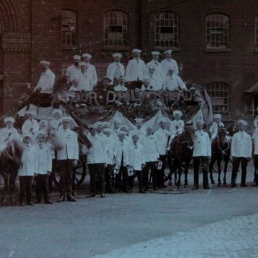 Coventry and District Master Bakers Association - Pre War