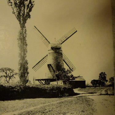 Wolston. Windmill