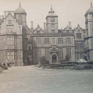 Soap and the Sale of Aston Hall