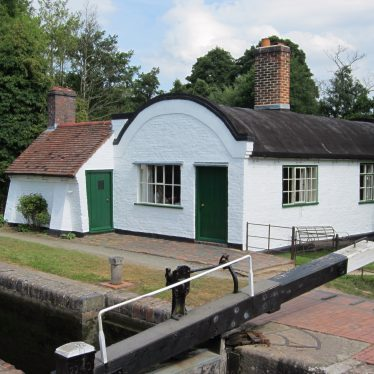 Lock Keeper's Cottage at Lowsonford