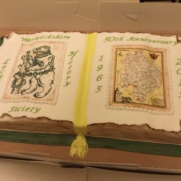 Warwickshire Local History Society Celebrates 50 Successful Years