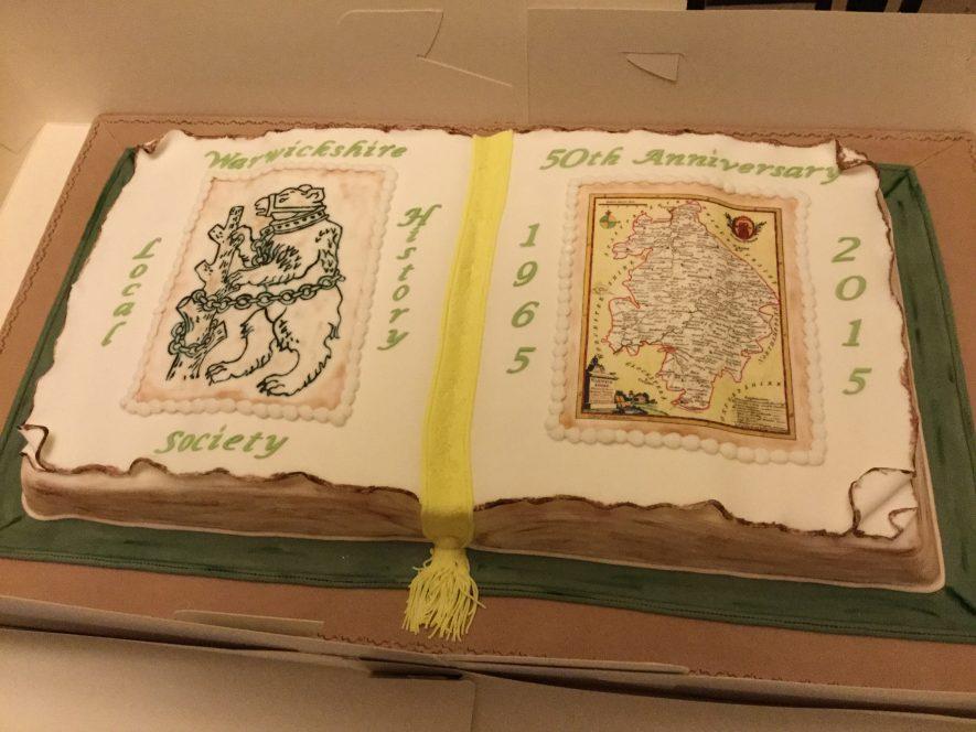 WLHS 50th Anniversary cake | Jackie Bland