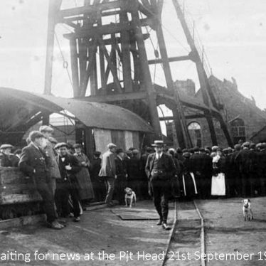 The Exhall Colliery Disaster