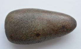 Polished Stone Axe found in Stratford-upon-Avon. | Photograph courtesy of Warwickshire Museum