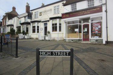 Kenilworth Street Names