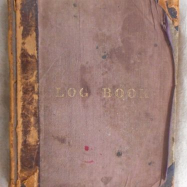 Cover of Countess of Aylesford's School, [Little] Packington Logbook, 1862-1879 | Warwickshire County Record Office reference CR 36/56
