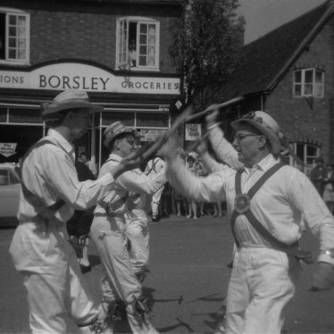 Morris Dancing, a Threat?