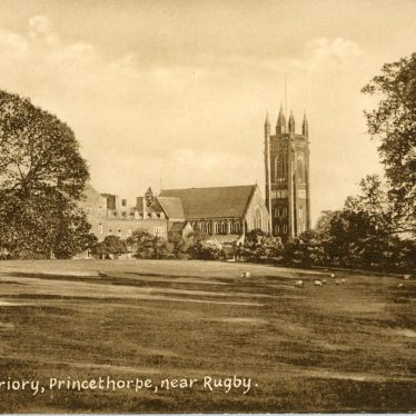 Princethorpe College: The Priory