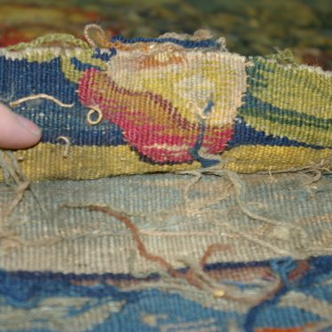 Sheldon Tapestry Map of Warwickshire: Conservation and New Discoveries