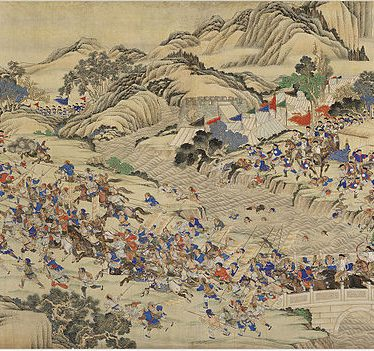 Letters From China: The Taiping Rebellion