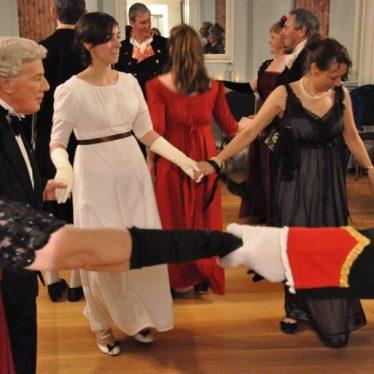 A Christmas Ball in Warwick!