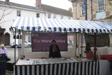 Come and Visit Our Market Stall