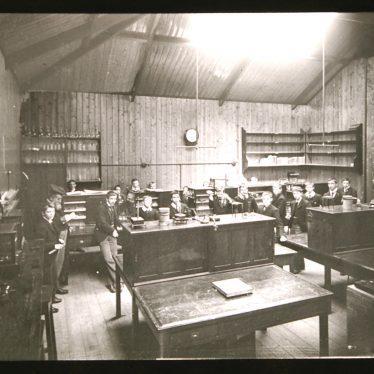 Rugby School Science Teaching Around 1900