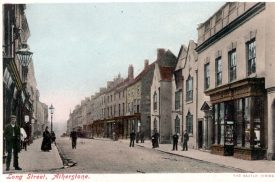 Long Street, Athertone. 1900s. | Warwickshire County Record Office reference PH 352/14/47