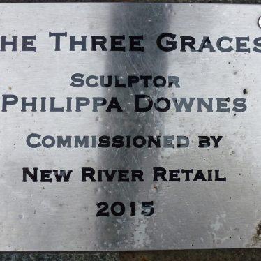 Ground plaque | Courtesy of Ron Thorpe