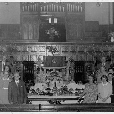 Primitive Methodist Church | Image courtesy of Nuneaton Methodist Church / Nuneaton Memories