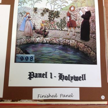 The Holy Well. | Image supplied by Val Steele