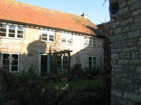 Chain Cottage, Harbury (2016) | Image courtesy of Harbury Heritage Group