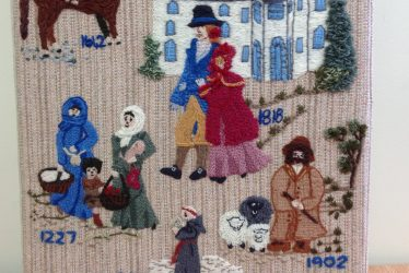 Southam Embroideries - 1,000 Years of History