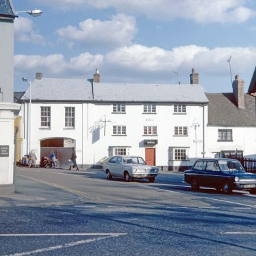 Photos of Southam Town Centre's Old Buildings