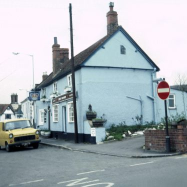 The Crown, now Market Tavern, Daventry Street | Image courtesy of Southam Heritage Collection