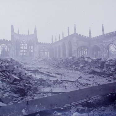 After the Bombs in Coventry: From Farmland to the City