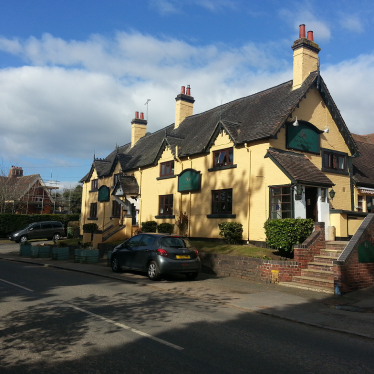 A Sunday School Trip to... the Pub at Easenhall?
