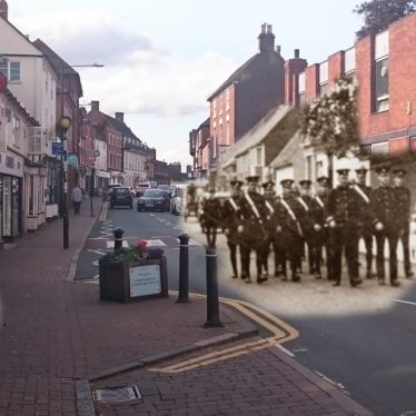 Coleshill Remembers the First Local Casualty of the Great War