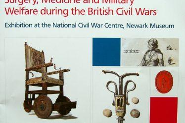 Battle-scarred: Civil War Exhibition