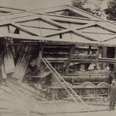 The Hill Wootton Railway Bridge Collapse