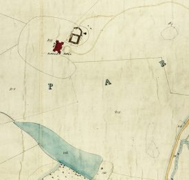 An image showing Ragley Hall | Warwickshire County Record Office, CR 569/9
