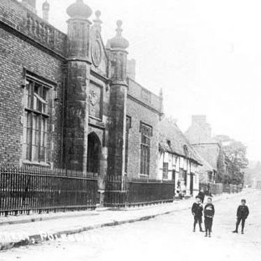 Nethersole School, Polesworth
