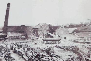 Polesworth.  Brickyard