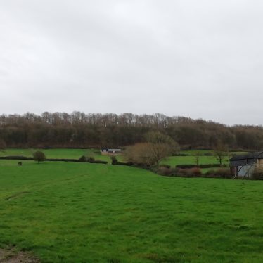 Possible Site of Hill Figure at The Hangings