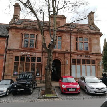 Bank Offices, High Street, Kenilworth