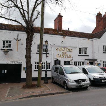 Virgins Inn and Castle Tavern, High Street, Kenilworth