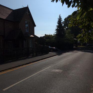 Newbold Comyn gardens, Newbold Comyn, Leamington Spa
