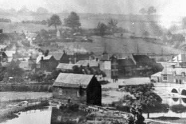 Polesworth.  Mill