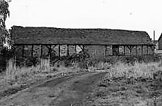 Tithe Barn, Polesworth
