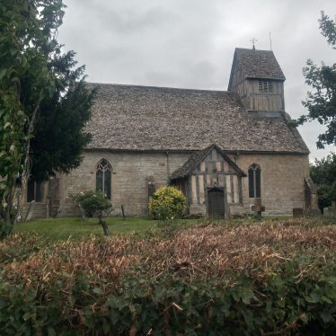 Church of St James, Long Marston