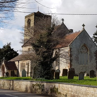 Photo of the Church of St Esprit, Marton | Image courtesy of Stephen MacDonald-Brown