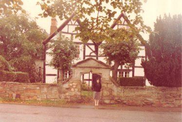 Stretton on Dunsmore.  Moor Farm