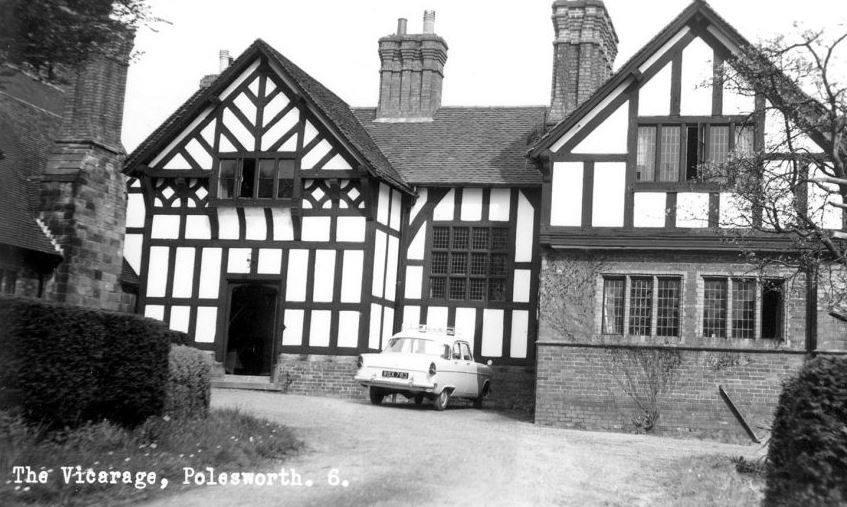 Polesworth Vicarage | Image courtesy of Neville Upton
