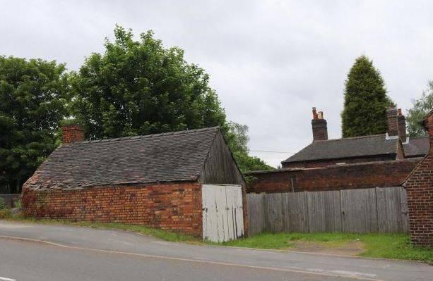 Polesworth old blacksmith's. | Image courtesy of Neville Upton